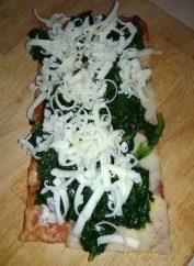 Tradiční italská pizza